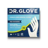 دستکش جراحی کم پودر DR.GLOVE ارزان و با کیفیت آرمان هلث